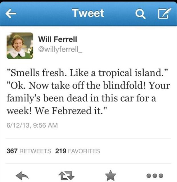 a will ferral tweets