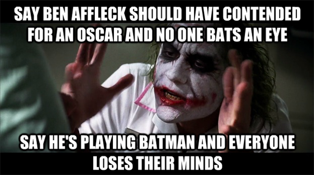 ben affleck at batman funny pictures (1)