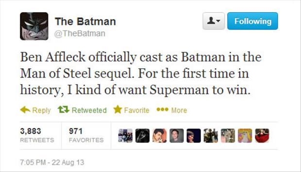 ben affleck at batman funny pictures (12)