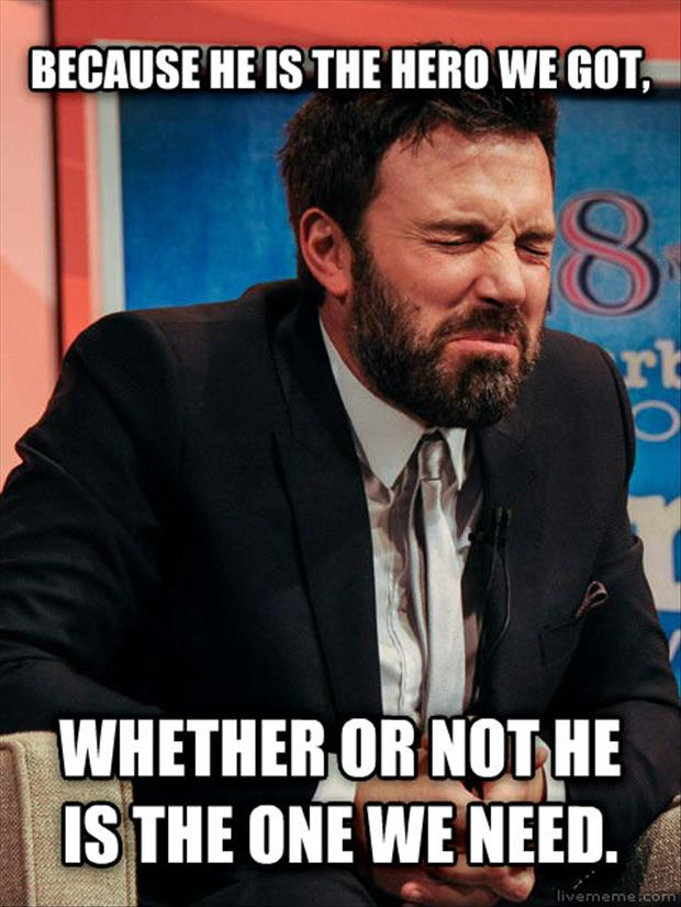 ben affleck at batman funny pictures (14)