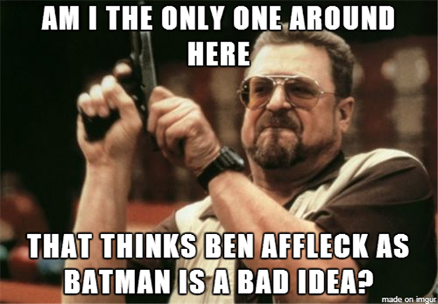 ben affleck at batman funny pictures (2)