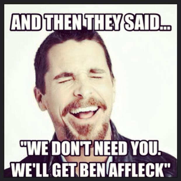 ben affleck at batman funny pictures (6)