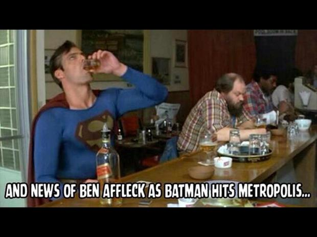 ben affleck at batman funny pictures (7)