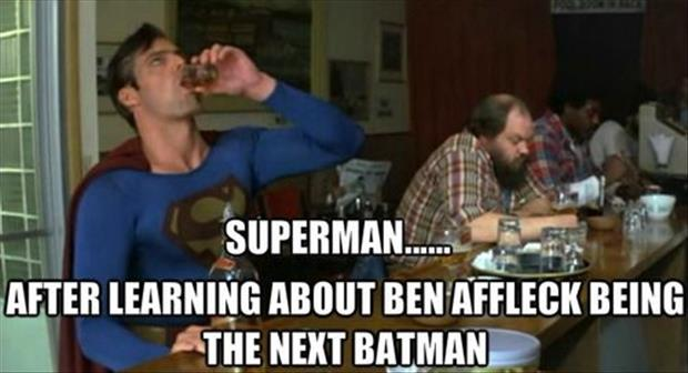 ben afleck is the next batman