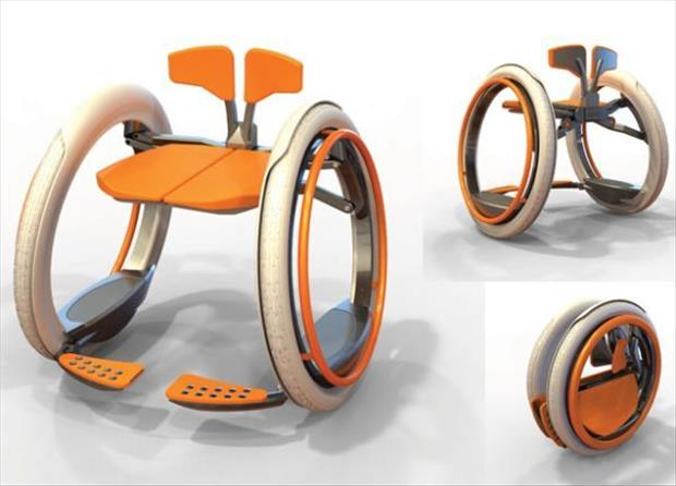 collasable wheelchairs