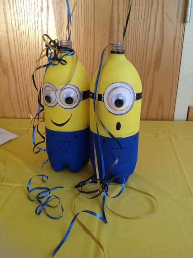 dispicable me craft ideas