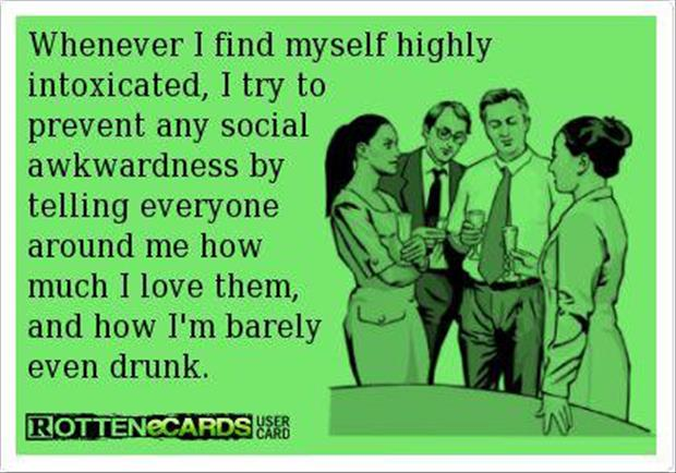 drunk party ecards