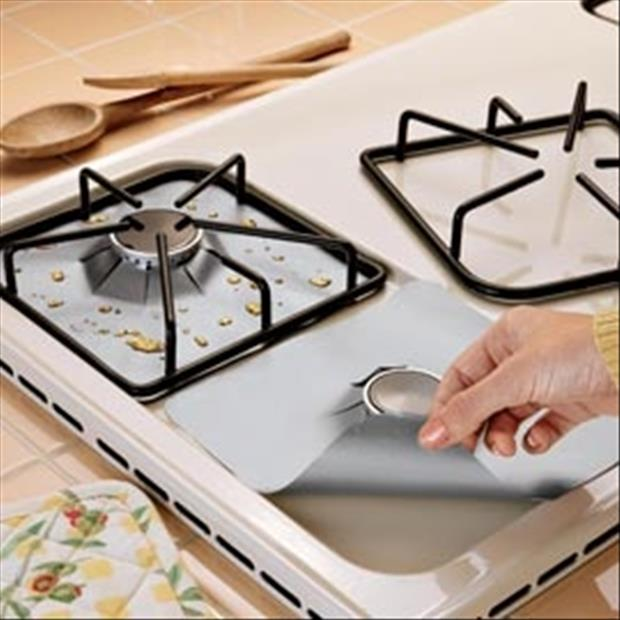 easy clean stove