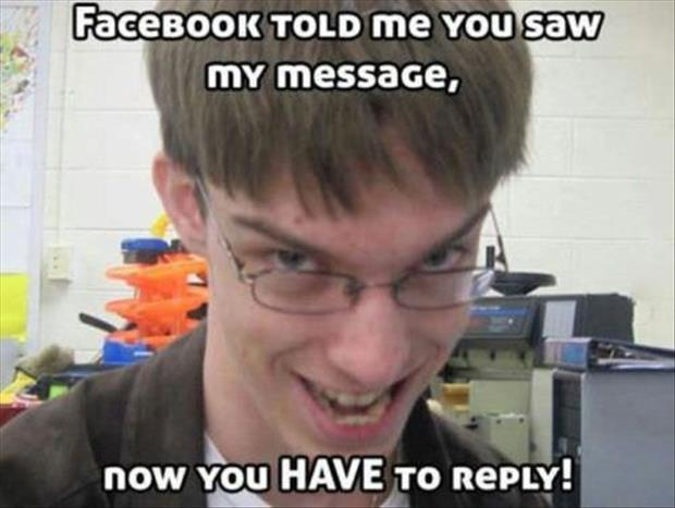 facebook replies