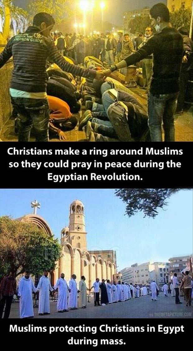 faith in humanity restored christians