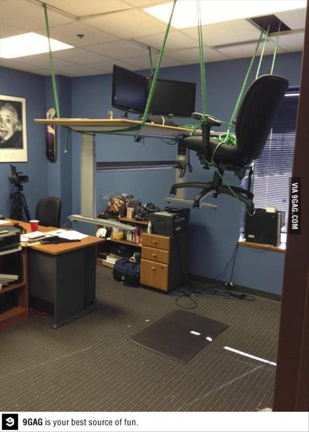 fun office pranks, dumpaday (9)