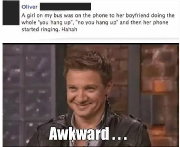 funny awkward moments