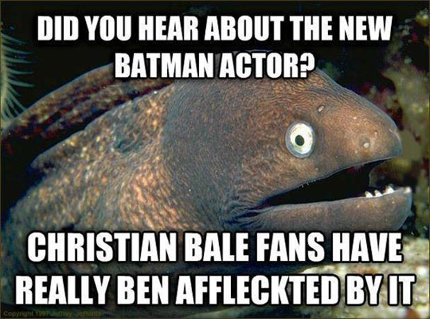 funny ben affleck batman jokes