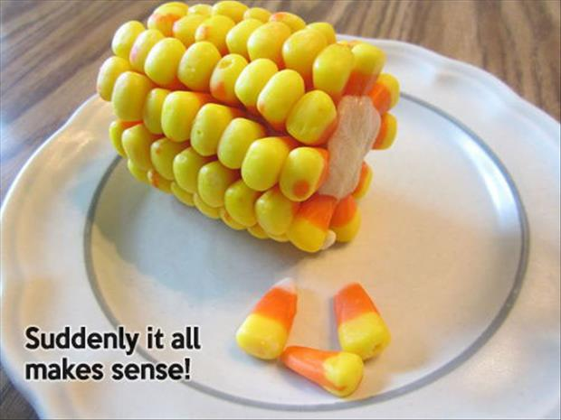 funny candy corn