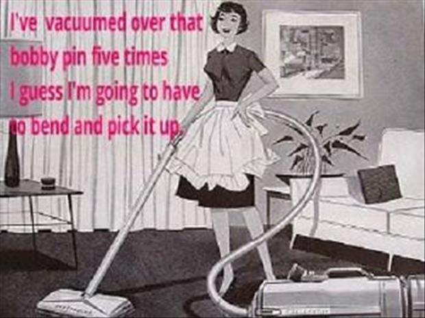 funny cleaning tips