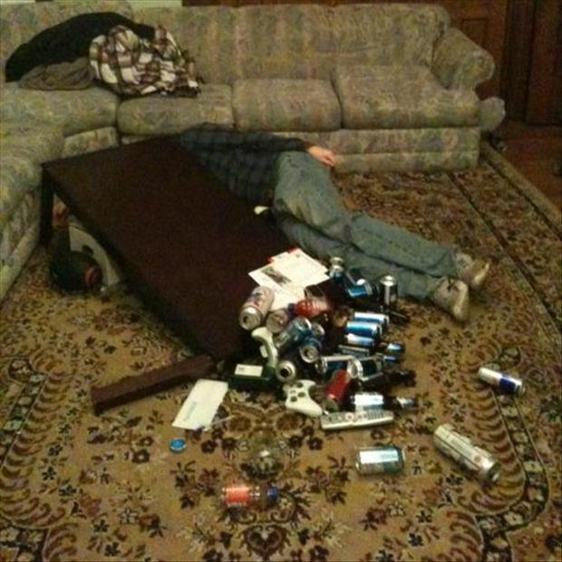 funny passed out drunk, dumpaday pictures (25)