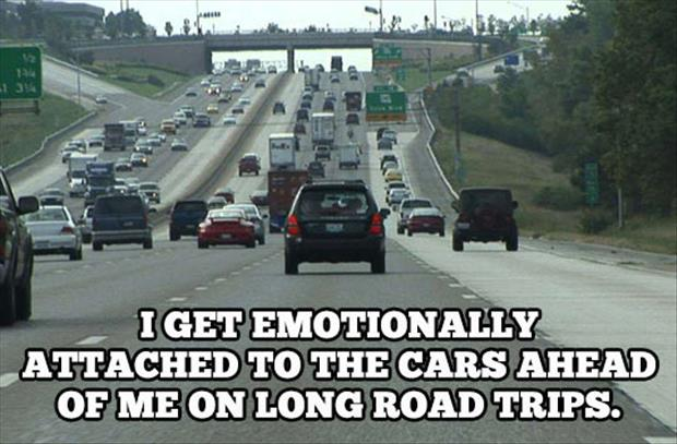 funny pictures road trips
