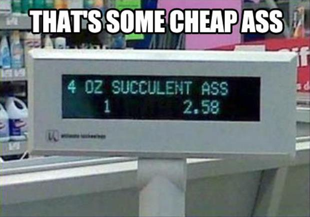 funny prices