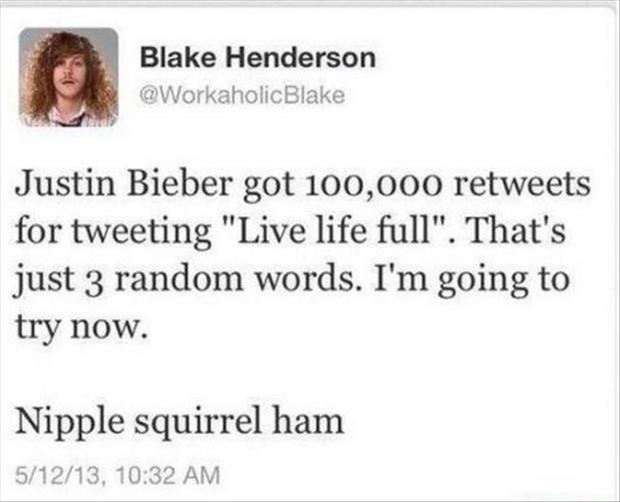 funny quotes nipple squirrel ham