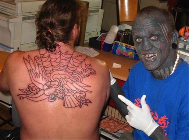 funny tattoos, dumpaday images (19)