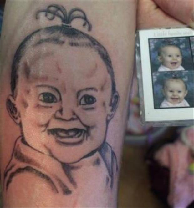 funny tattoos, dumpaday images (30)