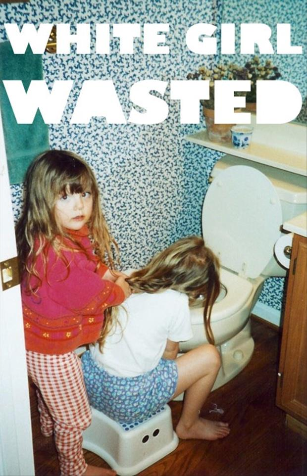 funny white girl wasted, dumpaday images (17)