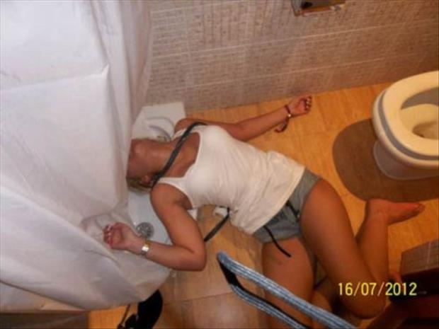 funny white girl wasted, dumpaday images (7)