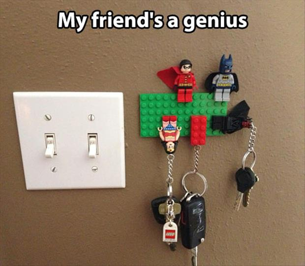 genius ideas for keys