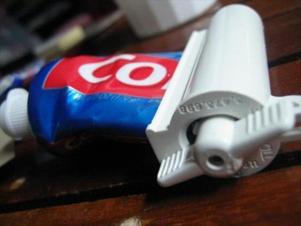 get the most toothpaste from your tube