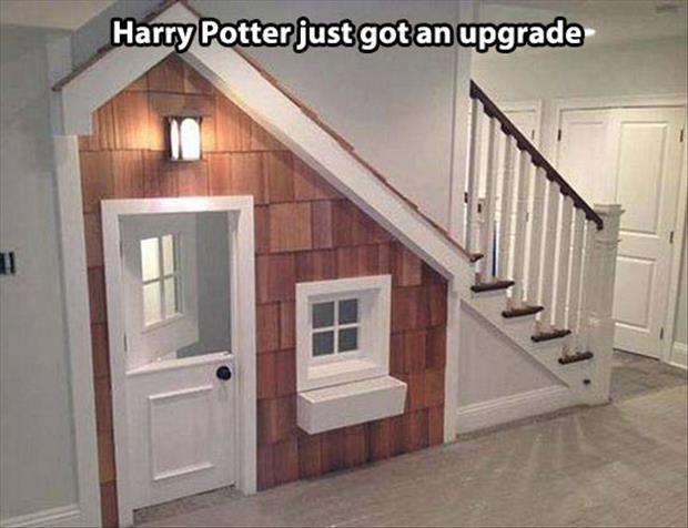 harry potter just got pimped