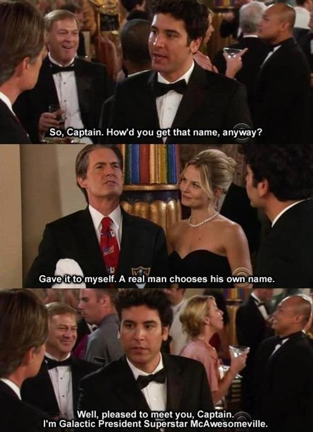 how I met your mother caption