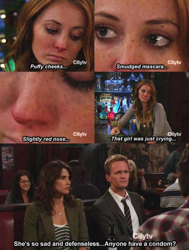 how I met your mother funny quotes   Dump A Day