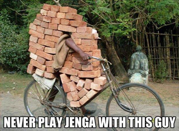 jenga funny pictures