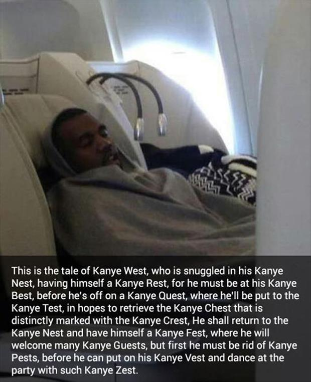 kayne west funny pictures
