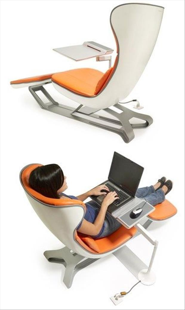 laptop chair