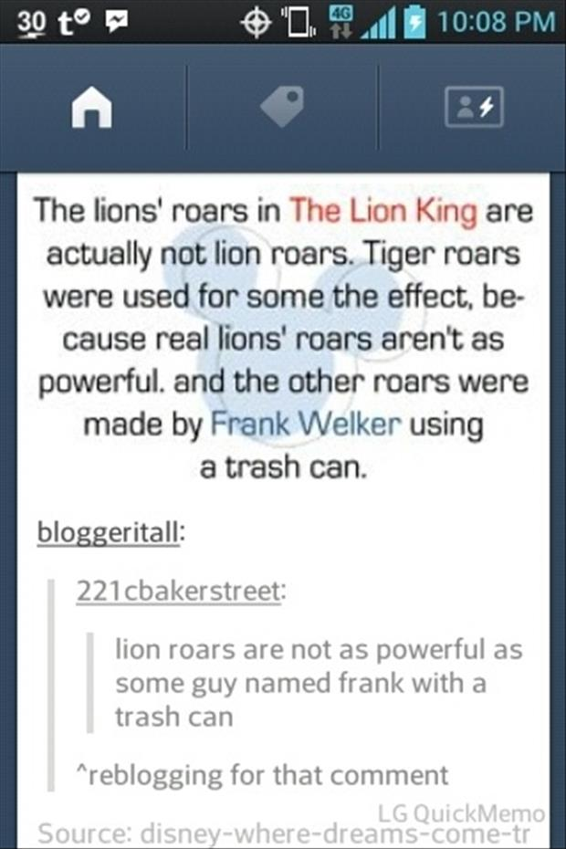 lion king movie facts