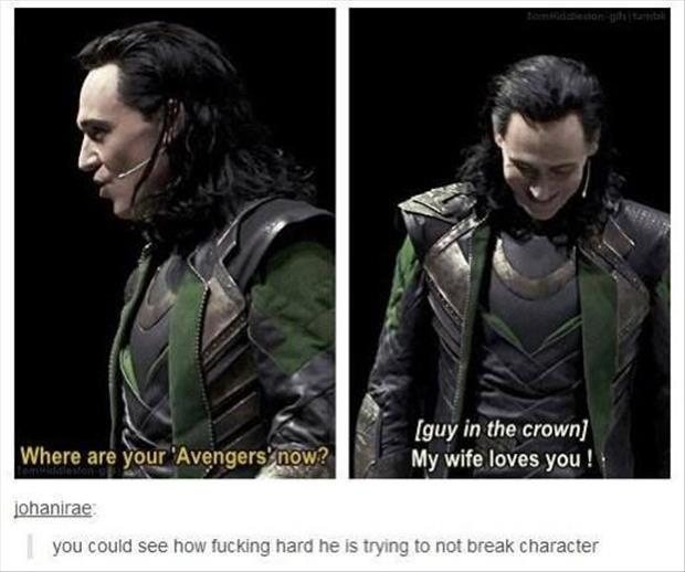 loki at comic con