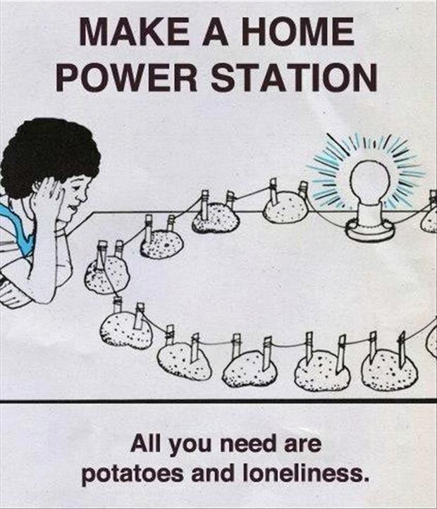 make your own power station