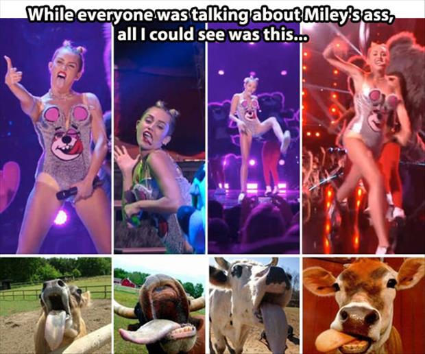 miley cyrus funny tongue sticking out