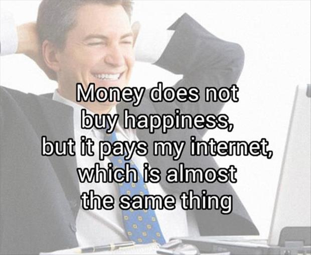 money buys happiness