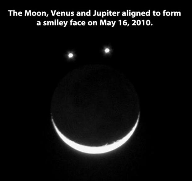 moon venus and jupitor