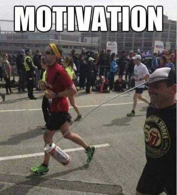 motivation when running