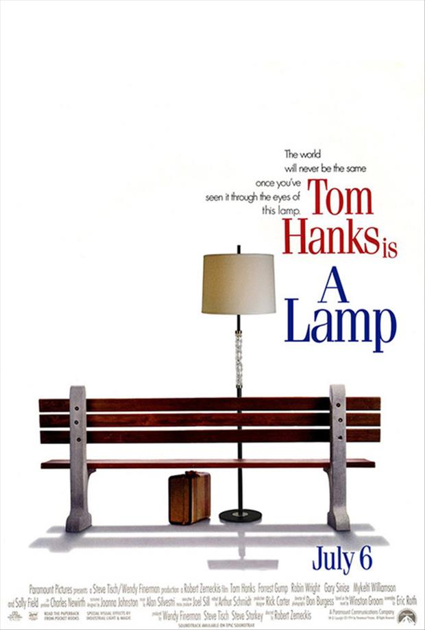 movie posters with a lamp, dumpaday  (1)