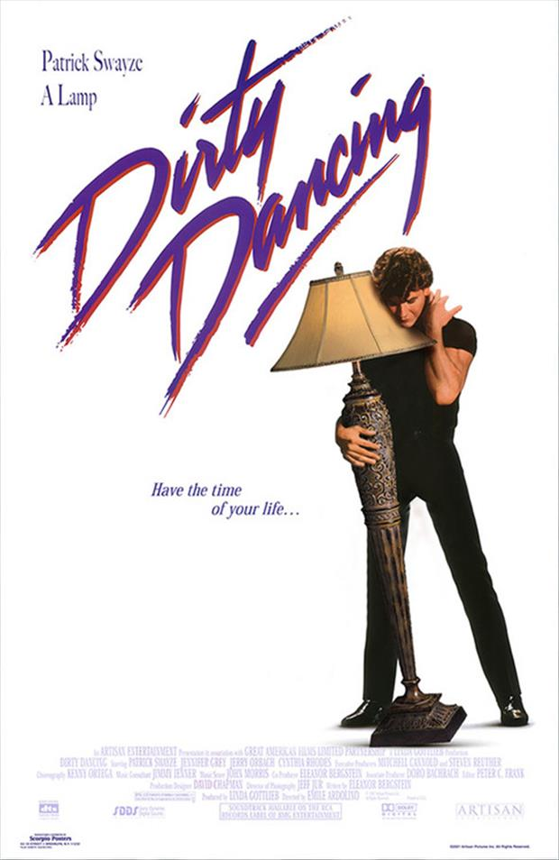 movie posters with a lamp, dumpaday  (3)
