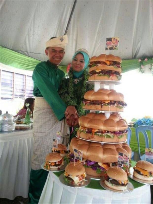 now that's a wedding cake