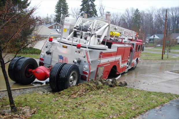 oh shit moments firetruck