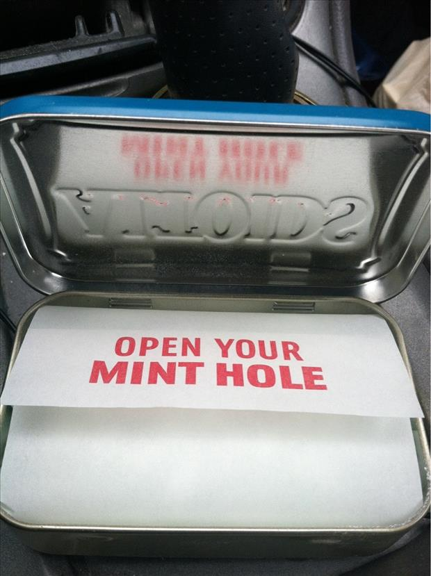 open your mints