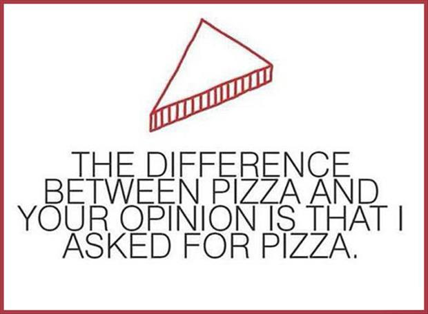 pizza funny quotes