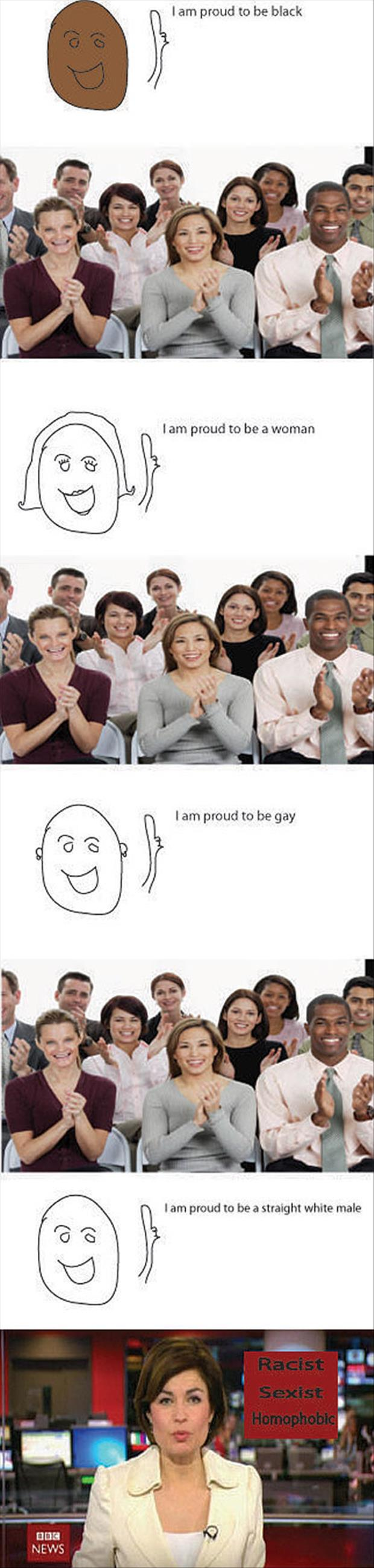 racist pictures