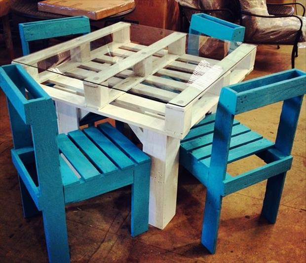 reuse old pallet ideas, dumpaday pictures (15)